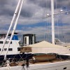 Oyster 885 - Foredeck Awning