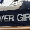 Silver Girl Cockpit dodgers