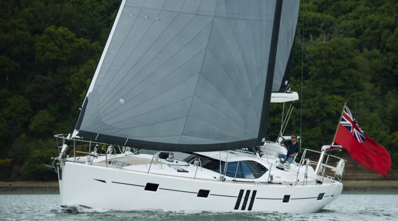 Sea trials with the new Dimension Polyant DYS
