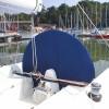 Yacht wheel cover