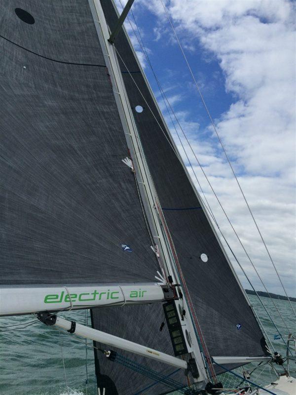 Elan 37 Sails